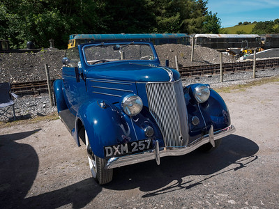 2018 Bolton Abbey Vintage Vehicles