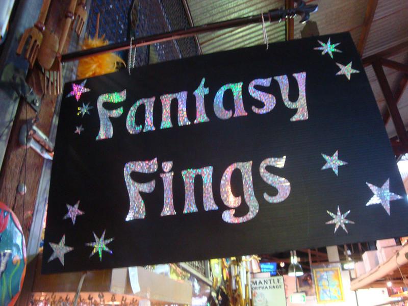 But even more fun are the fantasy shops :)