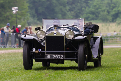 The London Classic Car Show 2021 - Syon Park