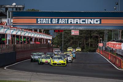 2020 Porsche sprint challenge Zolder (Jeroen)