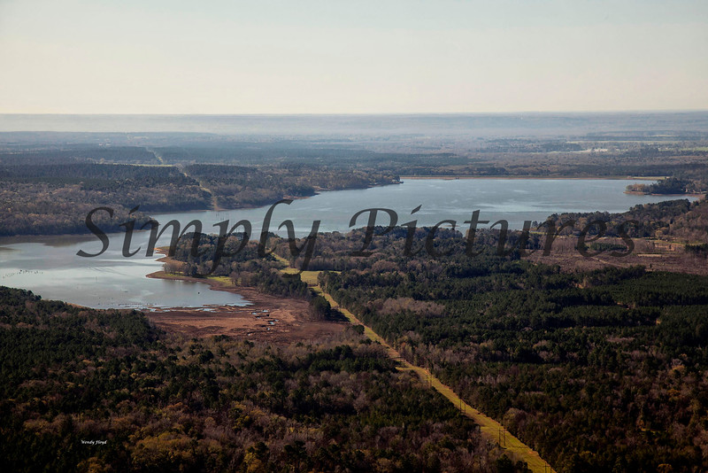 Neches River from the Air  010 copy