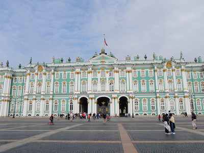 Day 5A: The Hermitage