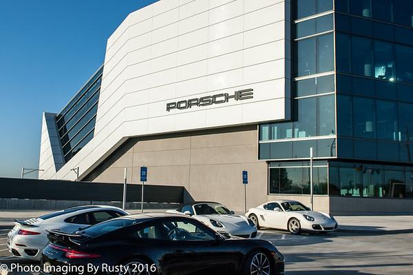 Porsche Classics & Conversation - 4-2-16