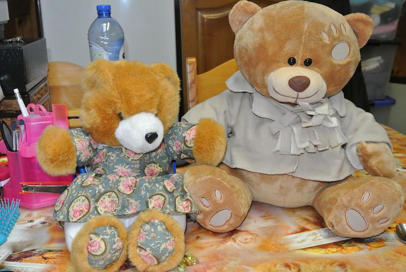 Bear 'Indira' & 'Pullo'.JPG