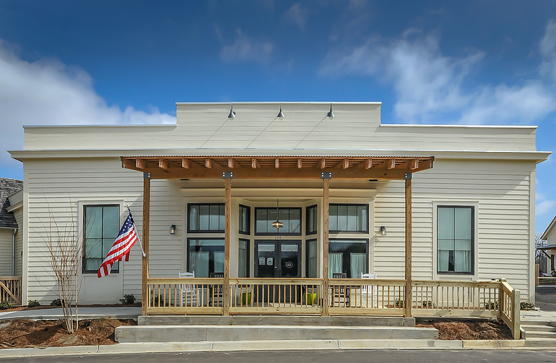 This is The Gathering restaurant at Livingston.