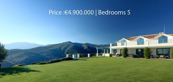 Villas in Monte Mayor for sale
