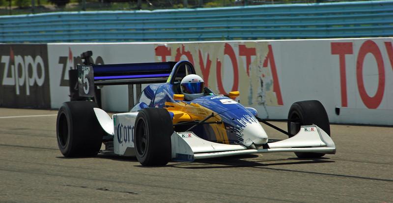 Cecil Boyd / 1997 Lola T97/20 Indy Lights