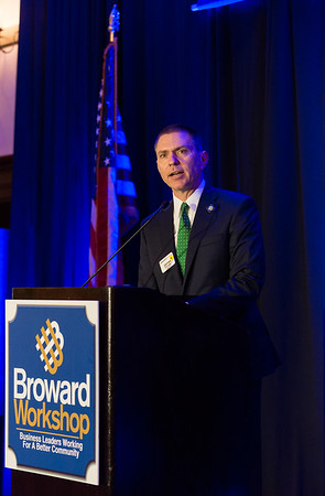 Broward Workshop's 10th Annual State of the County Forum 3.16.18