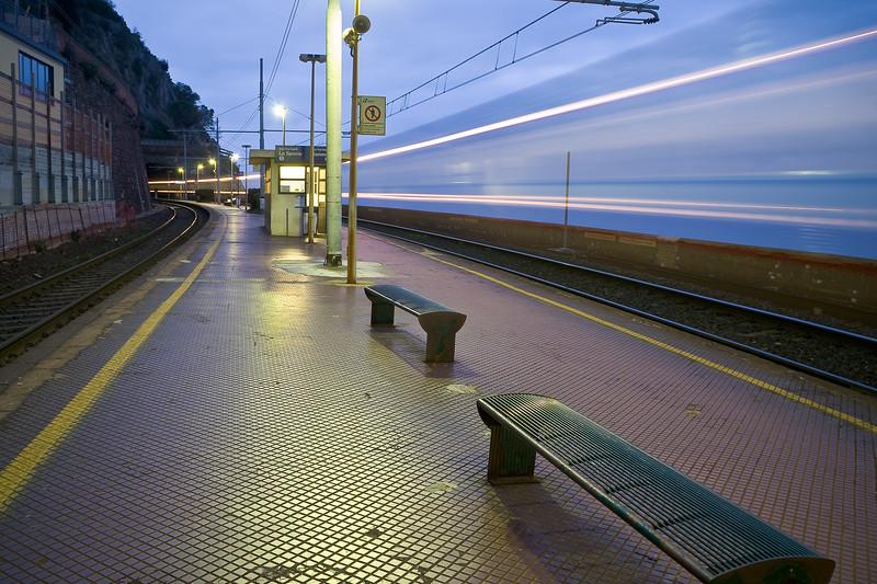 6:05 from La Spezia