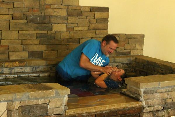 Baptism 5-8-2016