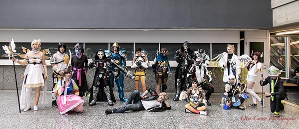 Otakuthon 2017 Overwatch