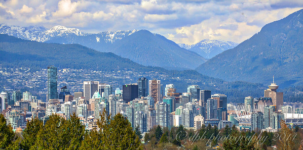 Vancouver, B.C. ~ Spring 2014