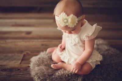Finn and Sadie - 10 Months