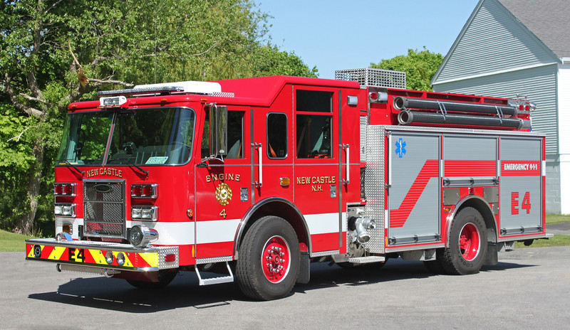 Engine 4 2011 Pierce Contender 1500 / 750