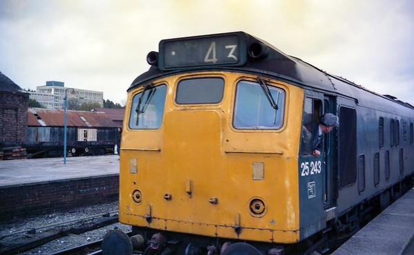 Aberystwyth ADEX 2nd May 1983