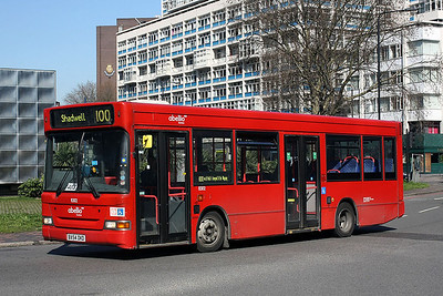 07. 54 Reg Buses around the UK