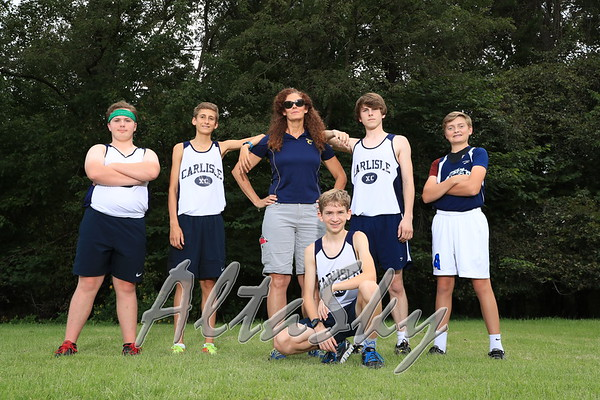 CROSS COUNTRY - FALL 2017