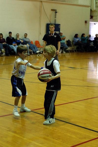 Jack YMCA Basketball Winter 2007