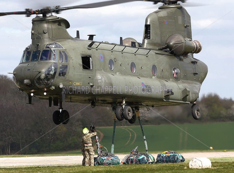 RAF ODIHAM Visit 9th - 11th April 2017 (Centre of Aviation Photography)