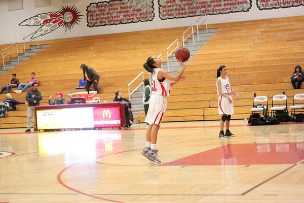 Basketball JV Girls