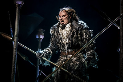 Skönheten och Odjuret (Beauty and The Beast) - Malmö Opera