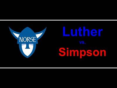 20160512 IIAC Tourney G1 Luther vs Simpson