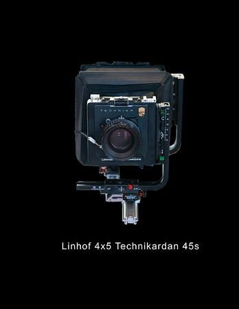 LINHOF Technikardan S 45
