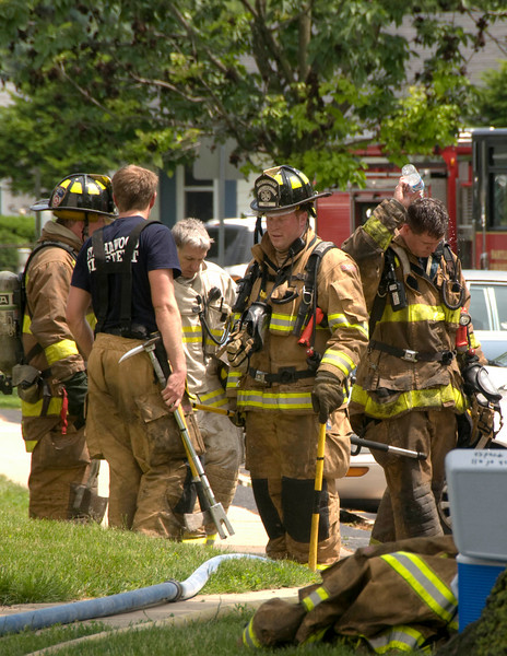 Streamwood General - June 19, 2009 - Residential Fire at 944 Miller St.