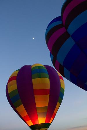 Memorial Balloon Glow
