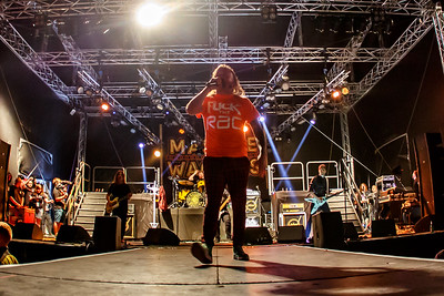Massive Wagons @ Steelhouse Festival