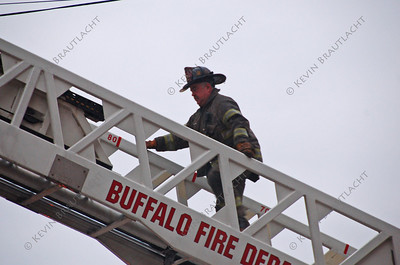 Buffalo Fire - 120 Childs 4/1/09