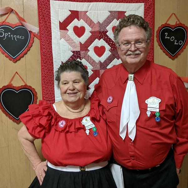 Patsy & Don Harris