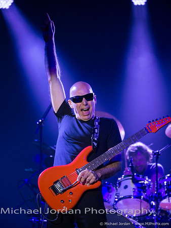Joe Satriani and Steve Morse Band