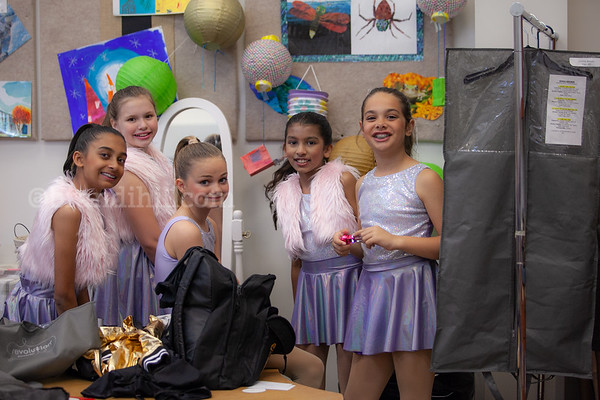 4th, 5th, 6th Graders- Small Art Room-Dance Recital 2019