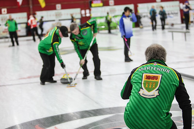 Canadian Masters Curling Championships 2019