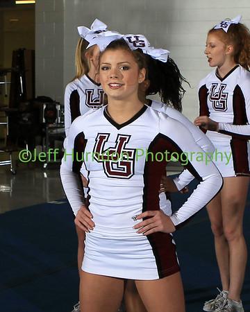 UGHS Comp Cheer 11-13-14