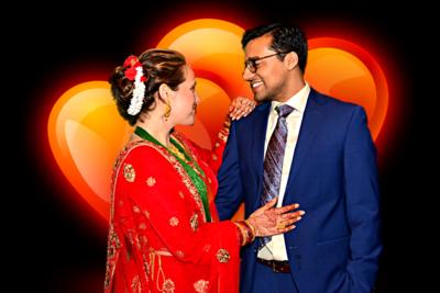 November 23, 2019 Wedding