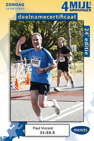 Groningen 4 Mile Run