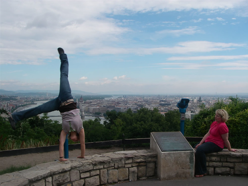 Tristen Morris - Budapest, Hungary