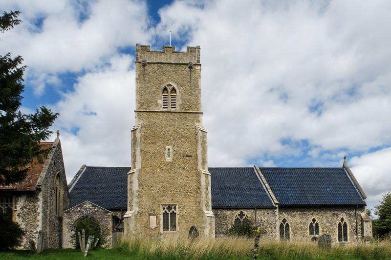 Reepham, St Mary