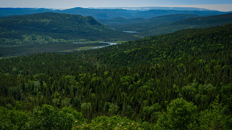 Photos inside Gros Morne National Park, Newfoundland, Canada
