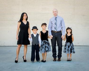 Bush Family: Stylish Fun at Balboa Park
