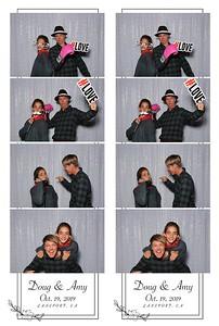 Doug & Amy 10-19-19