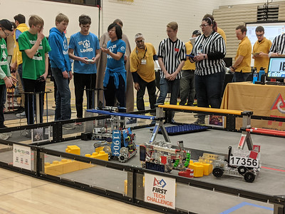 2020 Jan - Robotics Tourney