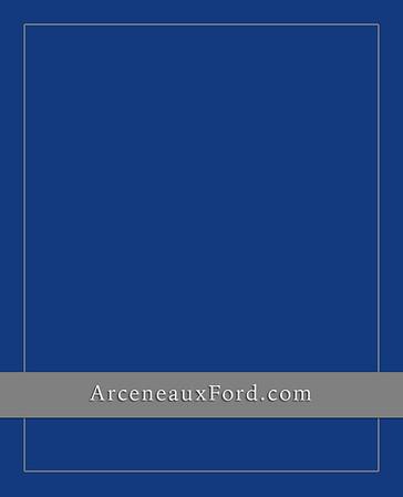Arceneaux Ford 2021 Card