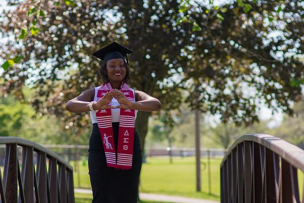 Samantha Graduation Portraits