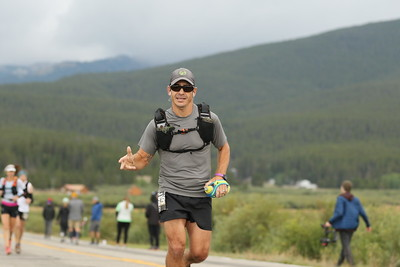 2018 Leadville Trail Run