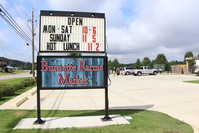 Burnett Farms Market Flag Replacement 7/16/2019