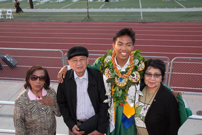 DJ's Graduation