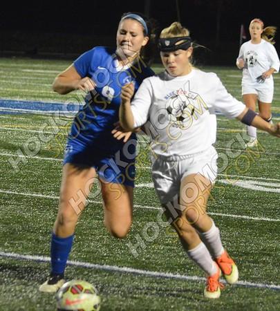 Attleboro - North Attleboro girls soccer 10-29-15